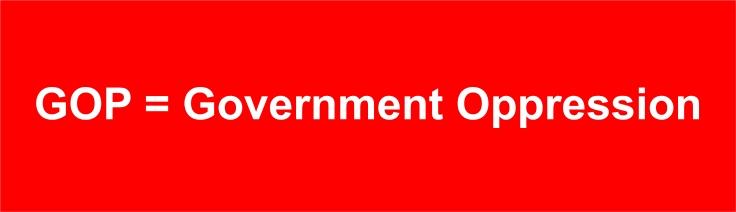 Government Oppression